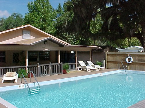 Passport america campgrounds for Fishing resorts in florida