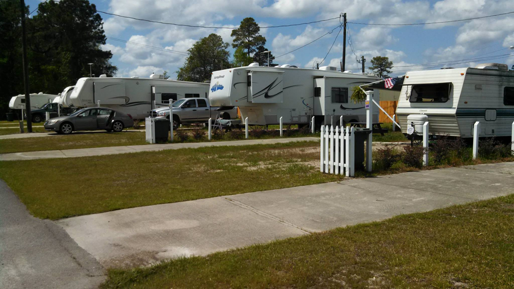 Happy Campers RV Park Photos